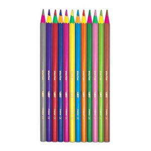 مداد رنگی ایولوشن سیرک 12 رنگ بیک